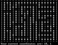 C++ Programming: Interactive Maze