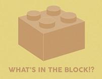 David Fincher/Lego Minimalist Film Posters