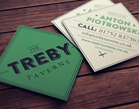 Treby Taverns - Branding & Web Design