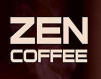 ZEN COFFEE BRANDING