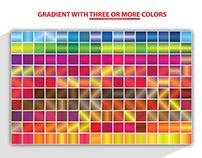3 or More Colors illustrator gradient Free 2