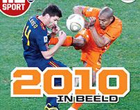 Cover NUsportmagazine, 2010 In Pictures
