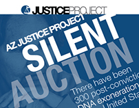 AZ Justice Project - Silent Auction