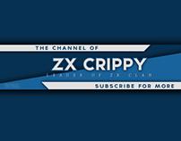 YouTube Banner Design - 2D