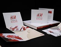 H&M s'habille de rouge- Dossier de presse