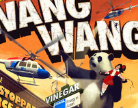 Wang Wang (King Kong) spoof poster