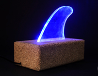 Surf Indicating Lamp