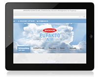BIODOR® EUFAKTO AIR - Homepage (animierte Vorschau)