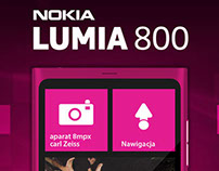 Nokia Lumia Touchscreen App