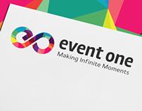 Event One - Branding