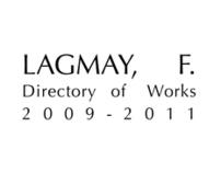 LAGMAY, F. Graphic Design 2009 - 2011