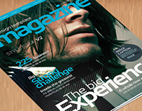 Style - InDesign Magazine Template
