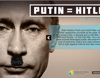 Putin = Hitler?