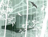 competition - bird island villa