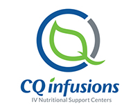 CQ Infusions - Logo