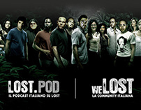 LostPod | WeLost - Podcast and Community