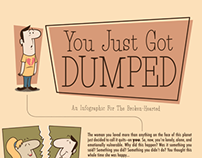 You Just Got Dumped Infographic