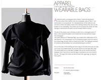 Apparel Wearable Bags