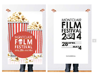 Montclair Film Festival Contest Posters