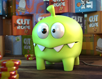 Om-Nom / Cut the rope