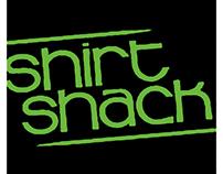Shirt Shack Identity