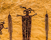 Petroglyphs and Pictographs #1