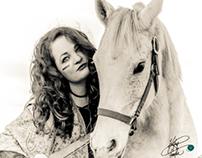 Merida the Brave - photo shoot