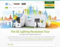 GE Lighting Revolution Tour