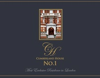 Cumberland House - luxury property brochure copywriting
