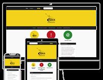 Página web del CADUS