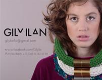 Gily Ilan branding