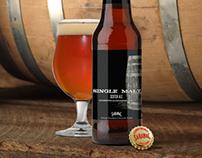 Saranac High Peaks Single Malt Scotch Ale