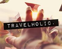 Travelholic - Clothing Line