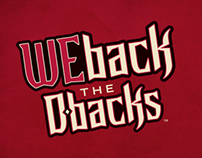 2013 We-back the D-backs Campaign