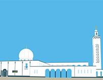Mosque Arrahma s'-Herthogenbosch