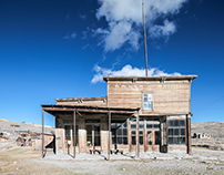 Ghost city of Bodie