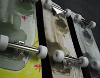 Skateboards #1