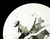 Automatic Zen Painting . Pareidolic Music