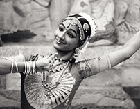 Indian Dancer - South India