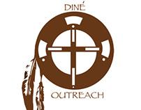 Diné Outreach Branding and Web Design