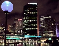 Sydney Squares - Night