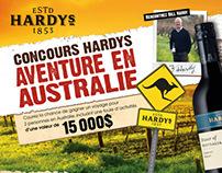 Concours Hardys Australie