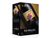 RH Phillips Bag in a box design