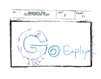 GOEmployer - Storyboarding & Campaign