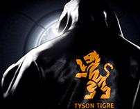 Criação de Marca - Tyson Tigre