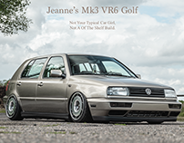 | Champagne Thirds | Mk3 VR6 Golf