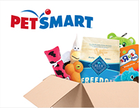PetSmart - Web Design