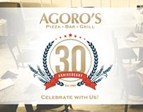 Agoro's Pizza Bar & Grill