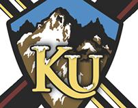 Kutztown University Ski & Snowboard Club Logo