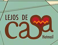 LEJOS DE CASA // campaña social